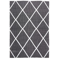 Shirley Recycled Dark Rug