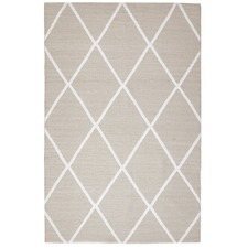 Verna Recycled Taupe Rug