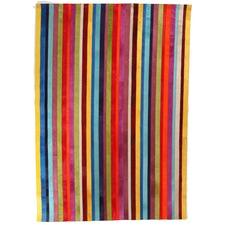 Marta Rainbow Spanish Cowhide Rug