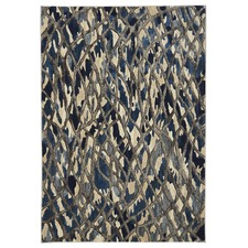 Blue Klein Luxury Rug