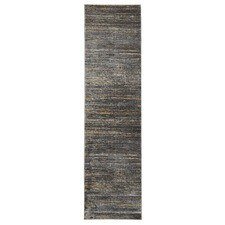 Slate Klein Luxury Rug Runner