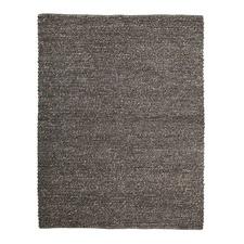 Imogen & Baker Charcoal Pure New Wool Rug
