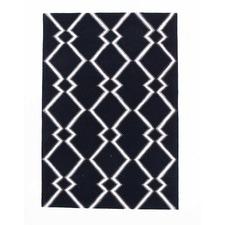 Imogen & Baker Navy Pure Wool Rug