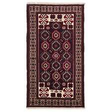 Alayna Hand Knotted Traditional Wool Rug