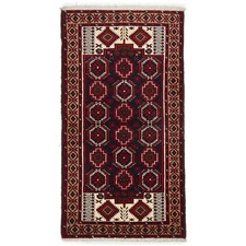 Alena Hand Knotted Traditional Wool Rug