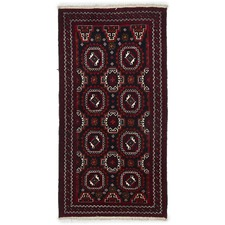 Alesha Hand Knotted Traditional Wool Rug