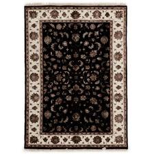 Bennie Hand Knotted Narayan Indian Fine Wool & Art Silk Rug