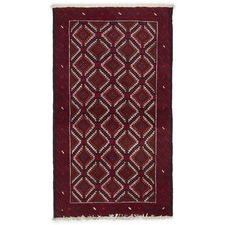 Adrian Hand Knotted Traditional Wool Rug