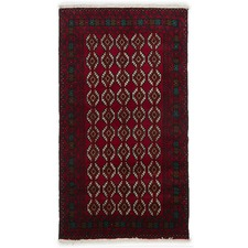 Adrienne Hand Knotted Traditional Wool Rug
