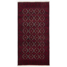 Agatha Hand Knotted Traditional Wool Rug