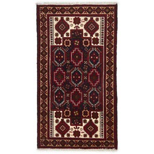 Ailene Hand Knotted Traditional Wool Rug