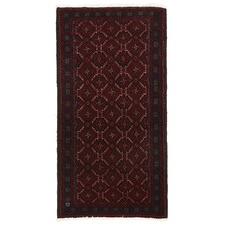 Akiko Hand Knotted Traditional Wool Rug