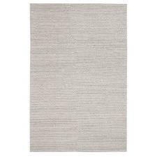 Sana Grey Hand Woven Flatweave Wool & Viscose Rug
