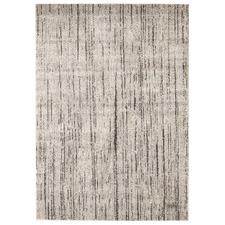 Lina Neutral & Grey Durable Modern Rug