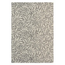 Grey Willow Bough Hand Tufted Rug