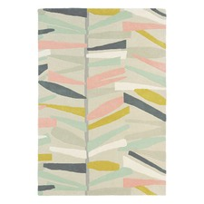 Blush Tetra Hand Tufted Wool Rug
