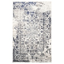 Navy Power Loomed Rug