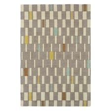 Dandelion Blok Hand Tufted Wool Rug