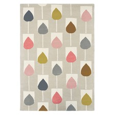 Blush Sula Hand Tufted Wool Rug