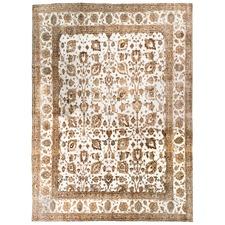 Salmakia Pure Wool Vintage Persian Rug