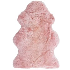 Light Pink Sheepskin Rug