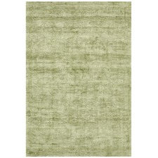 Luxe Modern Distressed Green Rug