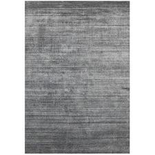 Manhattan Stylish Hand Made Dark Grey Rug