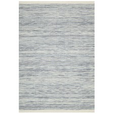Blue Mani Scandinavian Pure Wool Rug