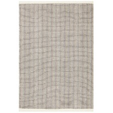 Geometric Scandinavian Pure Wool Rug