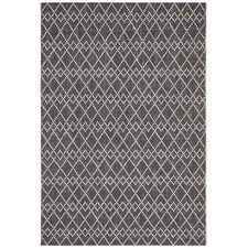 Monochrome Textured Juni Wool Rug