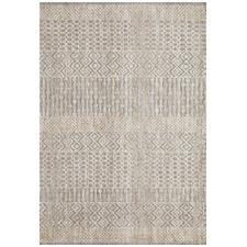 Natural & Linen Distressed Rug