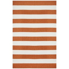 Stripe Flat Weave Rug