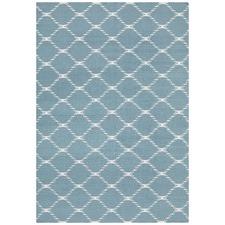 Flat Weave Stitch Design Rug