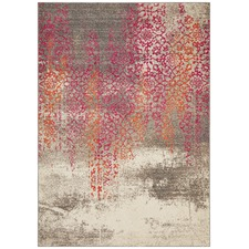 Keiji Distressed Abstract Rug