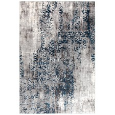 Kendra Grey Power Loomed Rug