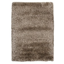 Straw Shag Hand Knotted Wool Rug
