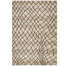Natesh Moroccan Style Web Rug
