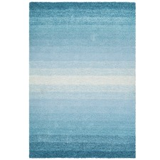 Guillermina Blue Hand Tufted Super Soft Modern Rug