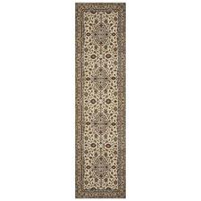 Norris Hand Knotted Kashan Persian Wool Rug