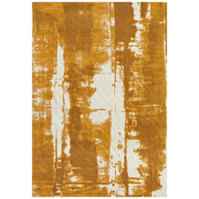 Yellow Matisse Jacquard Cotton Rug