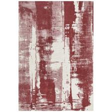 Rose Matisse Jacquard Cotton Rug