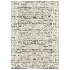 Silver Duchamps Jacquard Cotton Rug