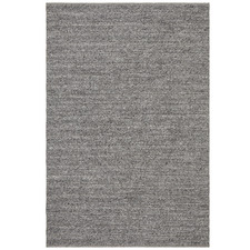 Dark Grey Astrid Hand-Woven Rug