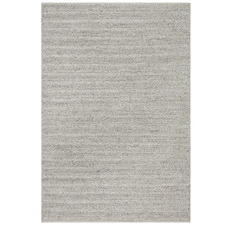 Silver Astrid Hand-Woven Rug