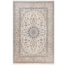 Naen Vintage Hand-Knotted Wool Rug