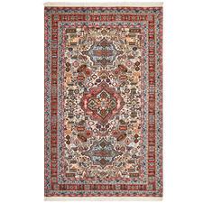 Multi-Coloured Ardabil Wool Persian Rug