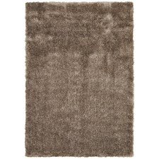 Plush Luxury Stone Tufted Shag Rug