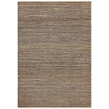 Chunky Natural Fiber Cable Rug