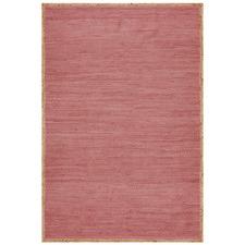 Card Jasmine Hand Braided Pink Rug