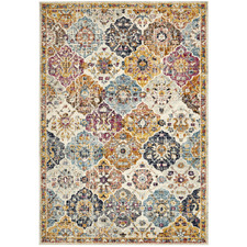 Multi Coloured Derya Rug